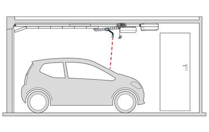 Sommer Laser Plug and Play 10378 - Adams Tore & Antriebe - Sommer, Wisniowski, Hörmann Vertragshändler