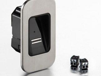 "Sommer 4-Befehl Fingerprint-System ""ENTRAsys FD"" für Haustüren 5059V000 - Adams Tore & Antriebe - Sommer, Wisniowski, Hörmann Vertragshändler"