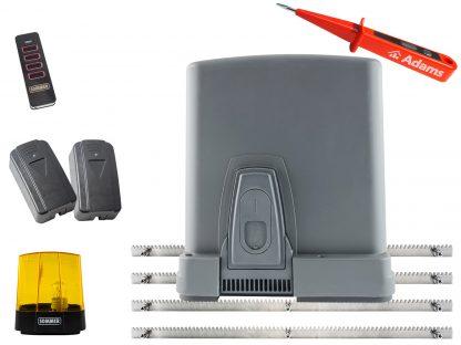 Sommer STArter Schiebetorantrieb 300kg Set 5in1ES - Adams Tore & Antriebe - Sommer, Wisniowski, Hörmann Vertragshändler