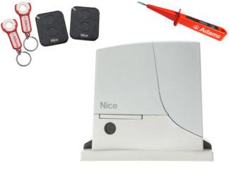 Nice ROX 600 KIT Schiebetorantrieb 600kg Set 3in1 - Adams Tore & Antriebe - Sommer, Wisniowski, Hörmann Vertragshändler
