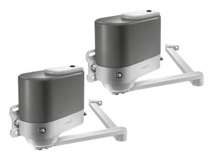 Somfy Axovia MultiPro 3S io Drehtorantrieb 2-flüglig Antrieb - Adams Tore & Antriebe - Sommer, Wisniowski, Hörmann Vertragshändler