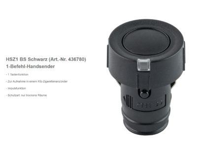 Hörmann HSZ1 BS 1-Befehl Handsender BiSecur 868 Mhz 436780 - Adams Tore & Antriebe - Sommer, Wisniowski, Hörmann Vertragshändler