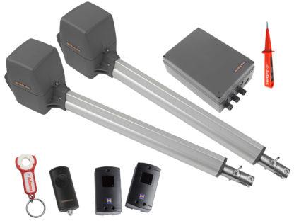 Hörmann Rotamatic PL2 BiSecur Serie 3 Drehtorantrieb 2-flüglig Set 4in1B - Adams Tore & Antriebe - Sommer, Wisniowski, Hörmann Vertragshändler