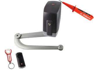 Hörmann VersaMatic P1 BiSecur Serie 3 Drehtorantrieb 1-flüglig Set 3in1 - Adams Tore & Antriebe - Sommer, Wisniowski, Hörmann Vertragshändler