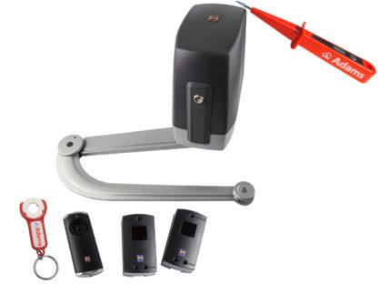 Hörmann VersaMatic P1 BiSecur Serie 3 Drehtorantrieb 1-flüglig Set 4in1 - Adams Tore & Antriebe - Sommer, Wisniowski, Hörmann Vertragshändler