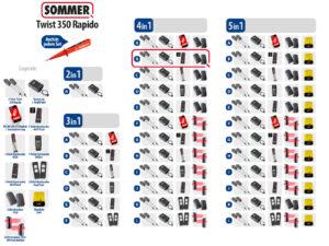Sommer Twist 350 Rapido Drehtorantrieb 2-flüglig Set 4in1B - Adams Tore & Antriebe - Sommer, Wisniowski, Hörmann Vertragshändler