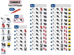 Sommer Twist 350 Rapido Drehtorantrieb 1-flüglig Set 2in1A - Adams Tore & Antriebe - Sommer, Wisniowski, Hörmann Vertragshändler