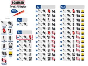 Sommer Twist 350 Rapido Drehtorantrieb 1-flüglig Set 3in1A - Adams Tore & Antriebe - Sommer, Wisniowski, Hörmann Vertragshändler