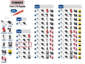 Sommer Twist 350 Rapido Drehtorantrieb 1-flüglig Set 3in1C - Adams Tore & Antriebe - Sommer, Wisniowski, Hörmann Vertragshändler