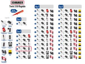 Sommer Twist 350 Rapido Drehtorantrieb 1-flüglig Set 3in1D - Adams Tore & Antriebe - Sommer, Wisniowski, Hörmann Vertragshändler