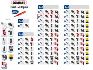 Sommer Twist 350 Rapido Drehtorantrieb 1-flüglig Set 4in1B - Adams Tore & Antriebe - Sommer, Wisniowski, Hörmann Vertragshändler