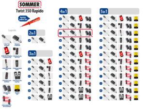 Sommer Twist 350 Rapido Drehtorantrieb 1-flüglig Set 4in1C - Adams Tore & Antriebe - Sommer, Wisniowski, Hörmann Vertragshändler