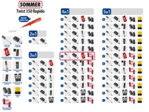 Sommer Twist 350 Rapido Drehtorantrieb 1-flüglig Set 4in1F - Adams Tore & Antriebe - Sommer, Wisniowski, Hörmann Vertragshändler