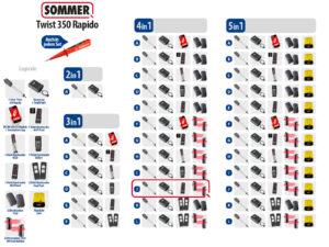 Sommer Twist 350 Rapido Drehtorantrieb 1-flüglig Set 4in1J - Adams Tore & Antriebe - Sommer, Wisniowski, Hörmann Vertragshändler