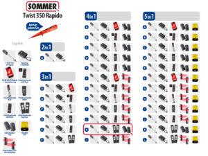 Sommer Twist 350 Rapido Drehtorantrieb 1-flüglig Set 4in1K - Adams Tore & Antriebe - Sommer, Wisniowski, Hörmann Vertragshändler