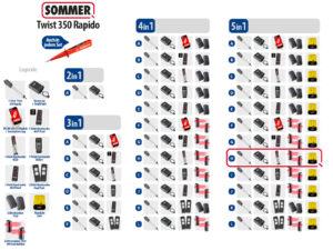 Sommer Twist 350 Rapido Drehtorantrieb 1-flüglig Set 5in1H - Adams Tore & Antriebe - Sommer, Wisniowski, Hörmann Vertragshändler