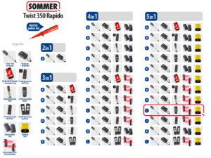 Sommer Twist 350 Rapido Drehtorantrieb 1-flüglig Set 5in1I - Adams Tore & Antriebe - Sommer, Wisniowski, Hörmann Vertragshändler