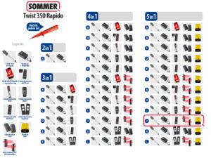 Sommer Twist 350 Rapido Drehtorantrieb 1-flüglig Set 5in1J - Adams Tore & Antriebe - Sommer, Wisniowski, Hörmann Vertragshändler