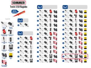 Sommer Twist 350 Rapido Drehtorantrieb 1-flüglig Set 5in1K - Adams Tore & Antriebe - Sommer, Wisniowski, Hörmann Vertragshändler