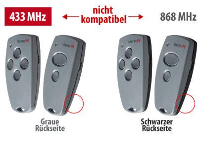 Marantec Digital 302 304 Handsender 433,92 MHz - Adams Tore & Antriebe - Sommer, Wisniowski, Hörmann Vertragshändler