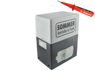 Sommer SM 40 T Schiebetorantrieb 600kg Set 2in1 - Adams Tore & Antriebe - Sommer, Wisniowski, Hörmann Vertragshändler