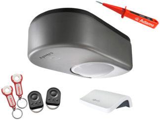 Somfy Dexxo Pro 800 3S io Garagentorantrieb Set Connexoon OHNE SCHIENE 1216515 - Adams Tore & Antriebe - Sommer, Wisniowski, Hörmann Vertragshändler