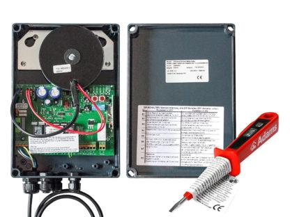 Sommer Steuerung twist XL DTA-1 868,8 MHz 3282V000 - Adams Tore & Antriebe - Sommer, Wisniowski, Hörmann Vertragshändler