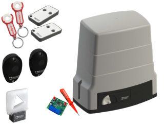 Roger H30 Schiebetorantrieb 600kg KIT FULL Set H30/650/F - Adams Tore & Antriebe - Sommer, Wisniowski, Hörmann Vertragshändler