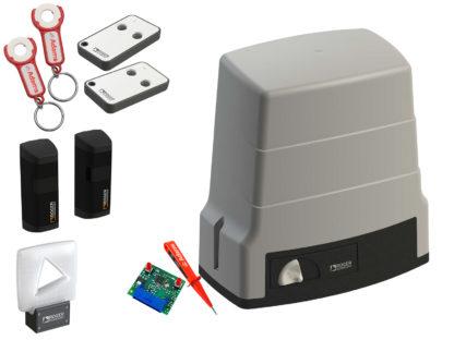 Roger H30 Schiebetorantrieb 600kg KIT FULL Set H30/650/F/M90 - Adams Tore & Antriebe - Sommer, Wisniowski, Hörmann Vertragshändler