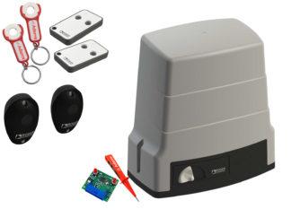 Roger H30 Schiebetorantrieb 600kg KIT LIGHT Set H30/650/L - Adams Tore & Antriebe - Sommer, Wisniowski, Hörmann Vertragshändler
