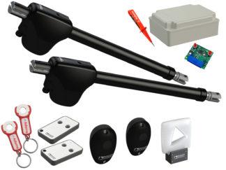 Roger MONOS4 Drehtorantrieb KIT FULL 230V Set MONOS4/220/F - Adams Tore & Antriebe - Sommer, Wisniowski, Hörmann Vertragshändler